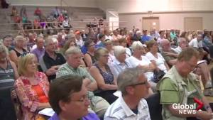 About 100 residents attend flood information meeting in Osoyoos