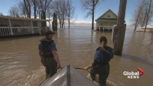 Quebec floods: Water levels could rise in Mauricie