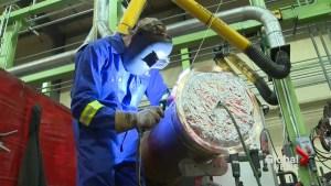 Transplanted Albertans hit hard by oil slump head back to Atlantic Canada