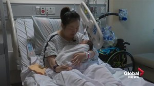 Quadriplegic woman with newborn pleads with Immigration Canada for temporary visa for fiancé