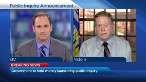 NDP launches public inquiry into money laundering