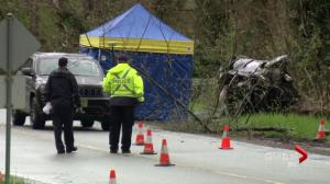 Medical issue to blame for fatal Coquitlam crash?