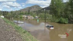 Cleanup underway in Grand Forks, B.C. but flooding concerns remain