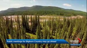 Alberta government reconsiders Bighorn Country public consultations