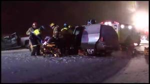 Two extricated in collision on County Road 28 north of Port Hope, Ont.