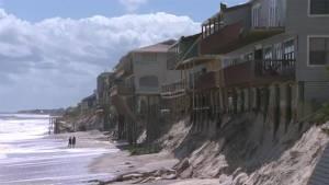 Florida beach homes swept away by Irma