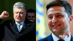 Comedian gets one step closer to becoming Ukrainian president