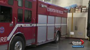 Edmonton fire chief says he expects crews to take on more calls in 2019