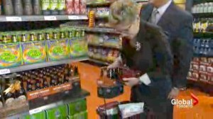 Beer sales begin in Ontario grocery stores