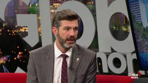 Edmonton Mayor Don Iveson on federal budget; provincial election call