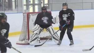 Kingston welcomes 'Rez Girls' hockey club