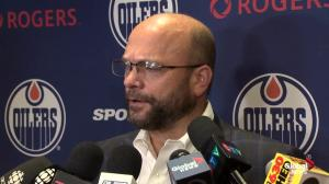 Online reaction to Edmonton Oilers firing general manager Peter Chiarelli
