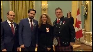 Mark Cameron Meritorious Service Medal