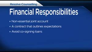 In today's modern living arrangements there are some things you should be aware of regards financial arrangements.