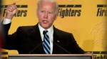 Allegations of unsolicited kiss hover over Joe Biden as possible presidential run looms