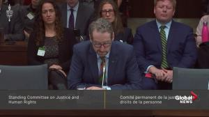 Butts describes moment Trudeau told Wilson-Raybould she would be moved to Indigenous Affairs