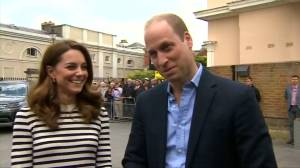 Prince William welcomes brother Harry to 'sleep deprivation society' with birth of new baby