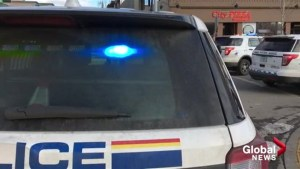 Man arrested after alleged threat with knife in Kelowna