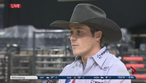 Professional Bull Riders take over Bell MTS Place