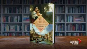 Roberta Rich writes third historical novel 'A Trial in Venice'