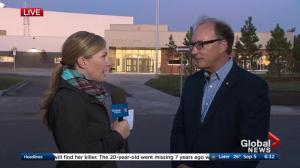 New Edmonton Schools Open