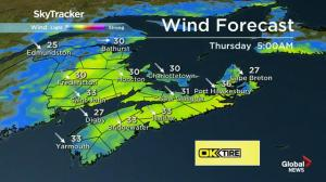 Global News Morning Forecast: May 9