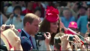 Royal visit to British Columbia this fall
