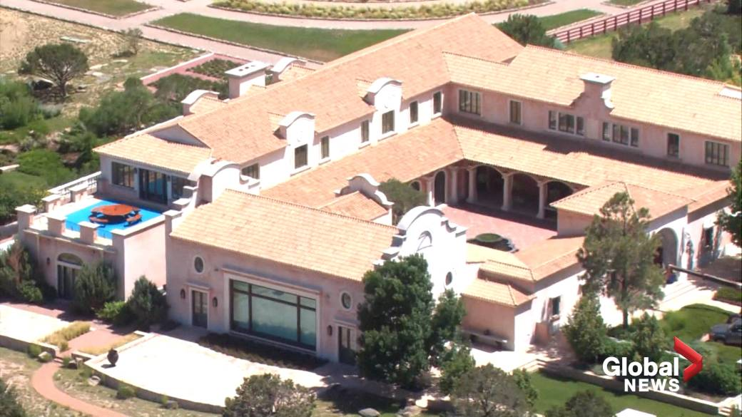 Jeffrey Epstein's ranch in New Mexico linked to sex trafficking, abuse investigation