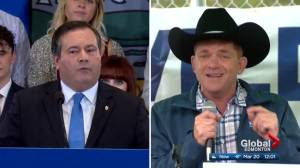 Jason Kenney & Brian Jean to meet on plan to unite the right (01:56)
