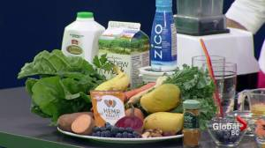 Nutrition: Secrets to the perfect smoothie
