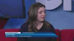 Two Winnipeg students chosen to compete in a world public speaking competition