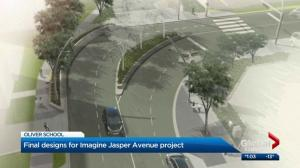 Final designs for Imagine Jasper Avenue project released