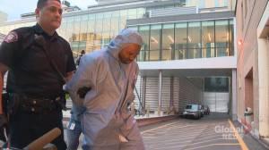 Edward Downey's former girlfriend testifies at double murder trial