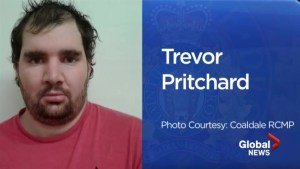 Trevor Pritchard found guilty of sexual assault, luring and possession of child pornography