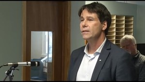 The Minister of Health announces support for a new hospital in Picton