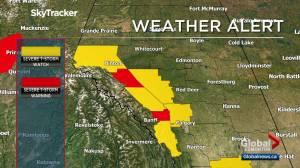 Edmonton Weather Forecast: Aug. 8