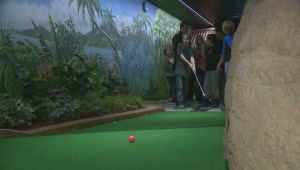 Popular mini-golf course finally reopens