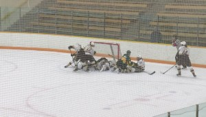Manitoba Bisons Women's Hockey
