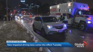 New impaired driving laws to take effect across Canada