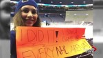 Texas trucker and super-hockey-fan takes in a game at every single NHL arena