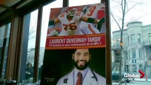 Laurent Duvernay-Tardif Foundation launch
