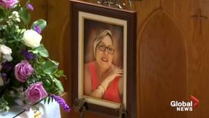 June Michell, founder organization that helps domestic violence survivors, dies (02:16)