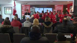 Canada officially announces support for united 2026 FIFA World Cup bid