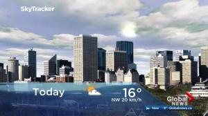 Edmonton early morning weather forecast: Wednesday, April 25, 2018