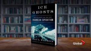 Pulitzer Prize-winning journalist details ill-fated Franklin Expedition
