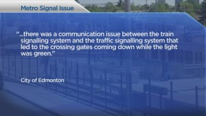 Edmonton's Metro Line experiences yet another signalling issue