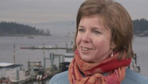 The New Democrats' Sheila Malcolmson scores victory in Wednesday's Nanaimo byelection