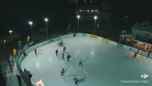 Players at World's Longest Hockey Game have new record in sight