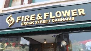 Kingstonians welcome the city's second retail cannabis store