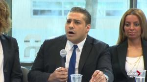 Fahmy says John Baird committed a 'diplomatic error' during his trip to Egypt